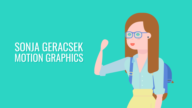 Sonja Geracsek Motion Graphics - Helping Brands Connect With Their Audiences Through Quirky Motion Design, Animated PNG